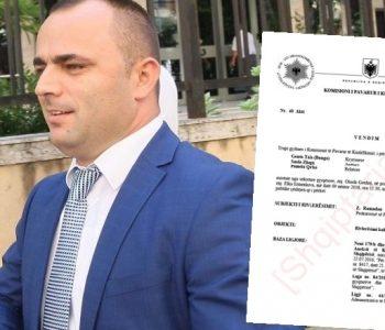 Shkarkohet prokurori i Prokurorisë së Përgjithshme Ramadan Troci, probleme të theksuara me pasurinë