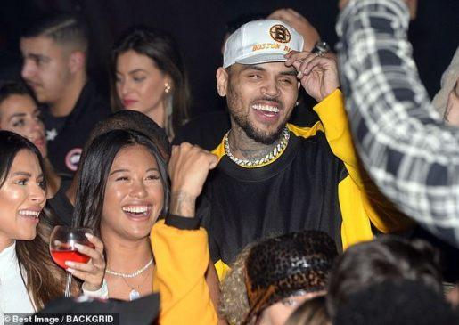 Flet modelja e përdhunuar nga Chris Brown: Ishte brutal dhe i dhunshëm! Abuzuan dhe 3 miqtë e tij