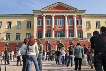 Universitetet, të gjithë duan të bëhen ekonomistë, juristë e avokatë
