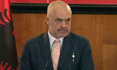 Mori postin e ministrit të Jashtëm, Rama i delegon kompetencat Gent Cakajt