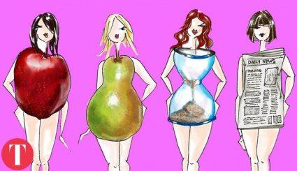 Ndiqni këto këshilla për veshjen tuaj sipas formës së trupit