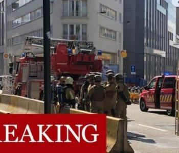 Alarm për bombë pranë zyrave të BE, evakuohen 40 persona