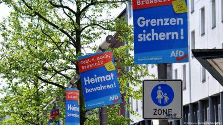 Zgjedhjet evropiane: Më shumë se dhjetë për qind për të djathtën ekstreme