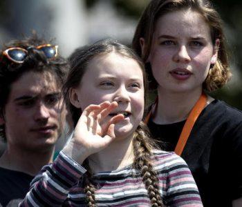 Aktivistja 16-vjeçare, fjalim frymëzues në Romë: Siç po rindërtojmë Notre-Dame të ndalim shkatërrimin e klimës!