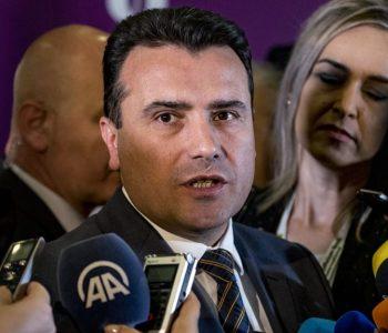 Deklaratë e fortë nga Zaev: Nëse nuk marrim datën e negociatave, bie qeveria!