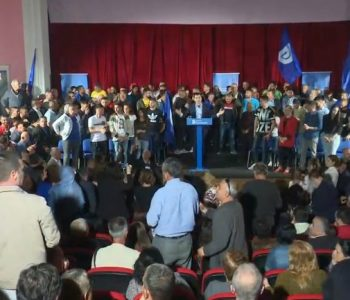 Basha në Berat: Betejës i shkojmë deri në fund, të shtyhen zgjedhjet
