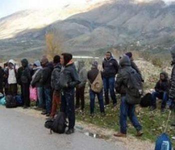 Kapshticë, ndalohen 24 emigrantë klandestinë