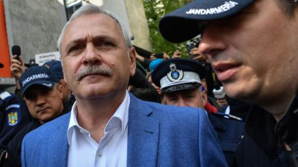 Dënohet me burg politikani i fuqishëm në Rumani