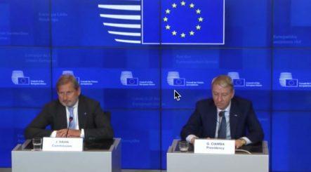 Këshilli Evropian i kërkon Kosovës heqjen e tarifave dhe luftë kundër korrupsionit