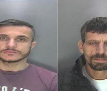 Londër/ Arrestohen dy shqiptarë, u kapën me 8.5 kg kokainë dhe mijëra paund