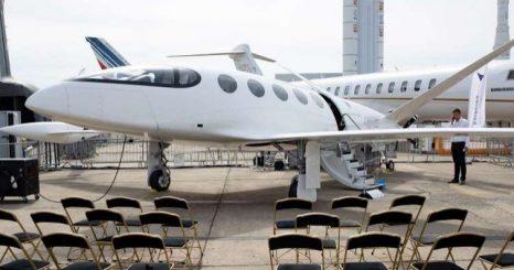 Aeroplani i parë elektrik në botë