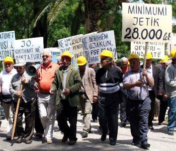 Pensionet e minatorëve, shtesat që marrin nga korriku