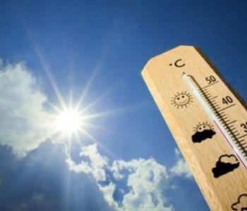 Temperatura të larta! Ja si parashikohet moti për javën në vijim
