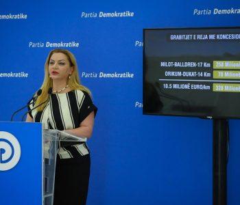 PD denoncon: Parlamenti po noterizon dy grabitje të reja