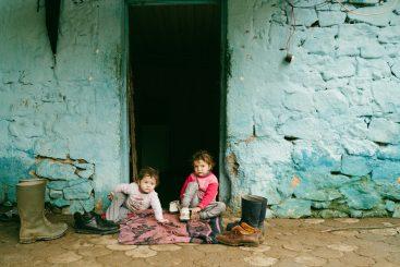 Familja Syla, mbijetesa në fshatin e izoluar të veriut (Foto)