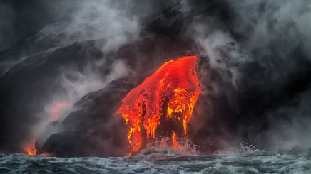 Gjashtë vullkan nën detin e Siçilisë