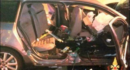 Identifikohet dy shqiptarët që humbën jetën në aksidentin tragjik në Itali (Emrat)