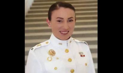 Kosovarja gradohet Rreshtere Majore në Akademinë Ushtarake West Point në SHBA