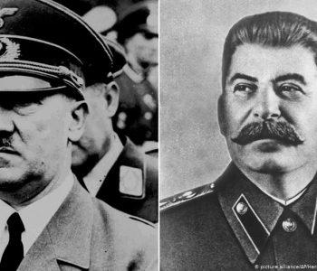 Pakti Hitler-Stalin 80 vjet mё parё