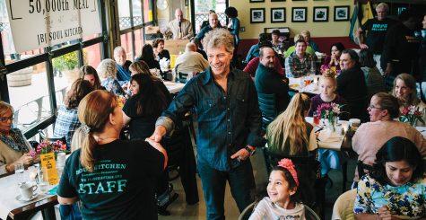 Në restorantet e Bon Jovi-t, ku mund të konsumosh një vakt pa paguar