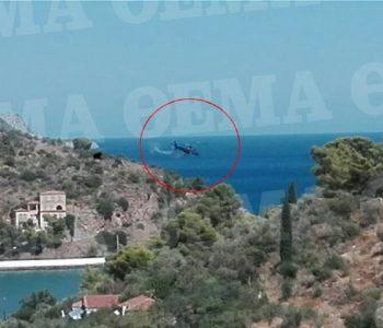 Helikopteri rrëzohet në det, 3 persona humbin jetën në Greqi (Video)
