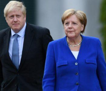 Merkel: Brenda 30 ditësh mund të gjendet një zgjidhje për Brexit-in