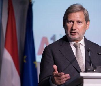 Johannes Han: Maqedonia e Veriut dhe Shqipëria meritojnë hapje të negociatave