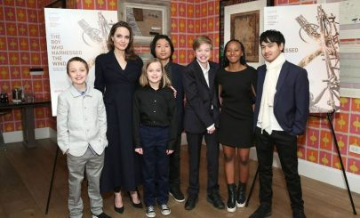 Angelina Jolie po rizbulon veten