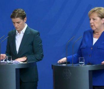 Merkel: Gjermania rekomandim pozitiv për Shqipërinë, nuk flas për Francën e Holandën