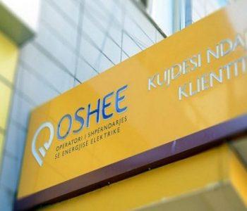 OSHEE njofton: Më 18-19 shtator ndërpritet energjia në Tiranë