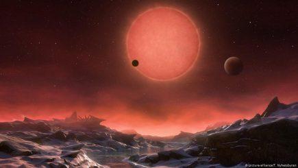 Avuj ujrash, u zbulua planeti me jetë?