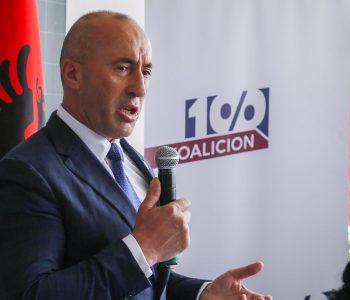 Haradinaj: Disa po kërkojnë ndihmë në Tiranë, e Tirana mezi po kryen punët e veta
