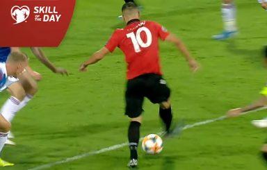 100 mijë klikime në pak orë, pasimi i Manajt për Hysajn në fokusin e UEFA-s (VIDEO)