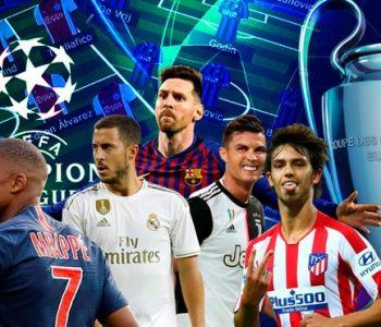 Sonte fillon Champions-i, njihuni me 32 skuadrat pjesëmarrëse