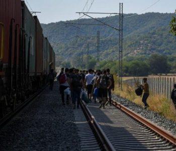 Tragjike! Treni vret refugjatin në Maqedoninë e Veriut