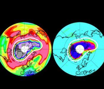 Vrima e ozonit sivjet mund të jetë më e vogla në disa dekada