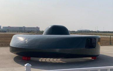 Kina prezanton helikopterin e veçantë, ja si është ai