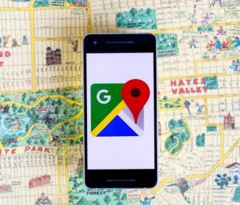 Google Maps vjen me opsionet e shumëpritura