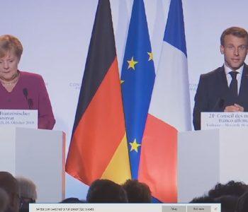 Shuhen shpresat e Shqipërisë, Macron kundër Merkelit: Të reformojmë procedurën e pranimit