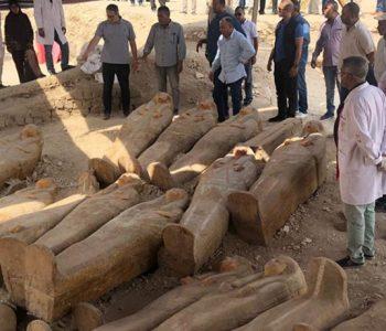 Egjipt, zbulohen arkivolet e faraonëve të lashtë