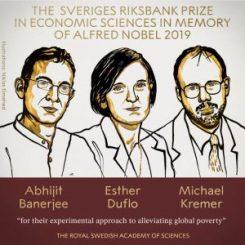 Shpallen fituesit e çmimit Nobel në ekonomi, ja cilët janë ata