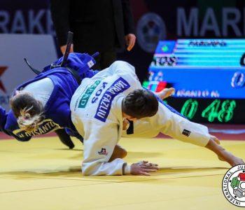 Kosova fiton medalje bronzi në xhudo