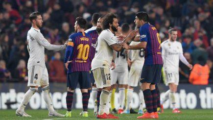Shtyhet sfida midis Realit të Madritit dhe Barcelonës, ja kur mund të zhvillohet