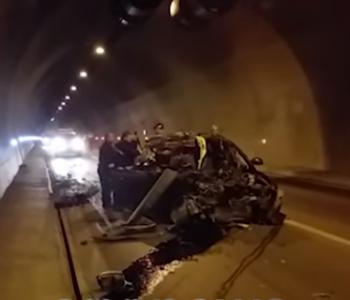 Aksidenti i rëndë në tunelin e Krrabës, identifikohet viktima (Emri-Foto)