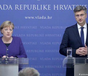 Angela Merkel: Të krijohen kushtet për fillimin e negociatave me Shqipërinë