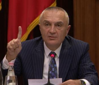 Presidenti Meta flet për vendimin për Borchardt: Ishte për t'i treguar kufirin