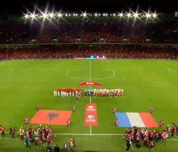 Starton përballja Shqipëri-Francë