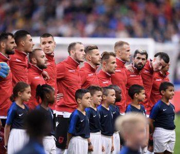 Publikohen formacionet, ja si do të luaj Shqipëria përballë Francës (Foto)