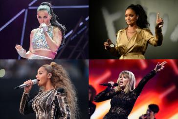 Lista/Këto janë 10 këngëtaret më të pasura të vitit