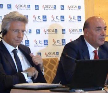 """""""Sigal Uniqa Group Austria"""" kontribuon me 60 mijë euro për familjet e prekura nga tërmeti"""